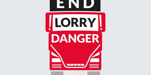 End Lorry Danger campaign logo